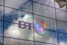 BT's national network centre in Shropshire lines up for BBC's Children in Need