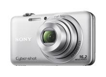 Sony annuncia una nuova Cyber-shot™ della serie W con zoom Clear Image 10x e funzione creativa Picture Effect