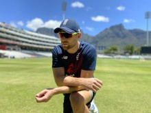Video, stills and virtual interview with Dawid Malan