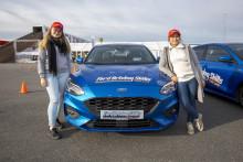 Presseinvitasjon: Bli med mer enn 400 unge sjåfører på unikt og gratis kjørekurs
