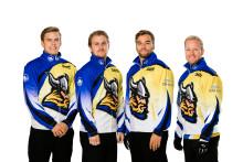 Curling: Imponerade turneringsseger för Team Edin i säsongspremiären