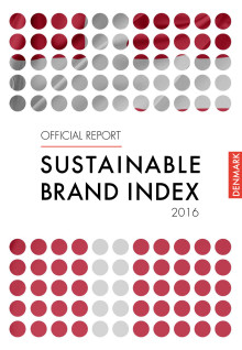 Sustainable Brand Index 2016 - Official Report Denmark