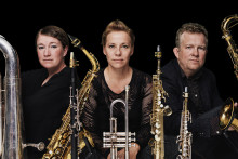 STRIKE UP THE BAND! – Bohuslän Big Band möter Lina Nyberg, Fredrik Ljungkvist och Cecilia Persson