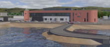 Brodick Ferry terminal to open later this month