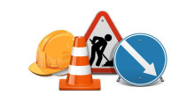 Closure of Police Station link road and Parkway in Washington - 24-28 July