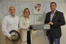 Abschluss der Umstellung der Straßenbeleuchtung in Köfering – Gemeinde rüstet vollständig auf sparsame LED um