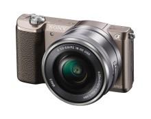 Un appareil photo compact et très performant: Sony présente le nouveau modèle α5100