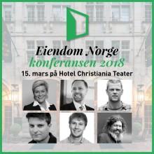 Følg Eiendom Norge konferansen live.