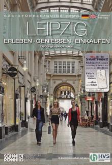 """Interaktiv und multimedial: Neuausgabe des Gästeführers """"LEIPZIG. Erleben – Genießen – Einkaufen"""""""
