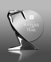 DSV recognized by General Motors as a 2015 Supplier of the Year Winner