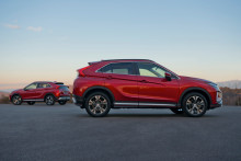 Neuer Kompakt-SUV Eclipse Cross: Weltpremiere auf dem Genfer Autosalon 2017