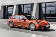Porsche Panamera - ny hybridmodell och klassens bästa prestanda