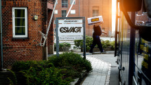 ESVAGT has moved into new premises