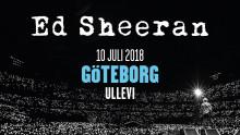 Ed Sheeran till Ullevi nästa år!