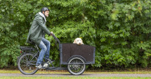 Ikano Bostad startar cykelpool