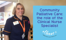 Community Palliative Care: the role of the Clinical Nurse Specialist