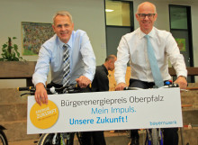 """10.000 Euro für """"Energiehelden"""" in der Oberpfalz - Aufruf zum Bewerbungsstart"""