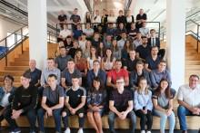 Ausbildungsstart 2019: Villeroy & Boch begrüßt 41 Nachwuchskräfte