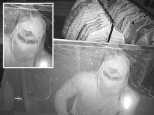 Police release CCTV image following burglary at paragliding centre