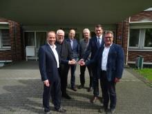Deutsche Glasfaser startet in Dorsten