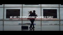 Stena seglar 270 varv runt jorden varje år