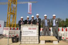 STRABAG AG legt Grundstein für Neubau der Unternehmenszentrale in Köln