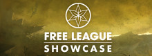 ​Free League Online Showcase September 25–27