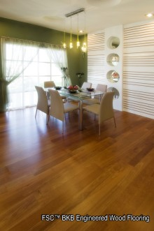 How Eco Friendly Is Your Wood Flooring?
