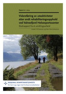 Videreføring av uteaktiviteter etter endt rehabiliteringsopphold ved Valnesfjord Helsesportssenter