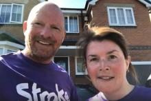 Blackburn stroke survivor raises more than £20,000 for the Stroke Association