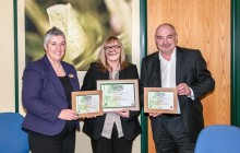 First winner of Center Parcs' 'Home Energy Savers' scheme announced
