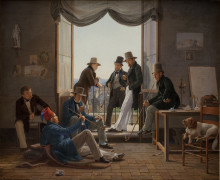 The Danish Golden Age at Nationalmuseum Next Spring