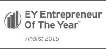 """APPSfactory als Finalist des Wettbewerbs """"Entrepreneur Of The Year 2015"""" ausgezeichnet"""