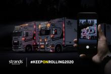 Kampanjen #keeponrolling2020 inspirerar till framåtrörelse