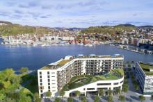 Ovalen, Sandnes – urbane omgivelser i maritime rammer