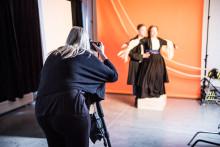 Rockfoto-Emma berättar om arbetet med Ikoner på Fotografiska