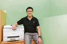 TEA VALLEY STAYS PRODUCTIVE WITH EPSON BUSINESS INKJET PRINTER