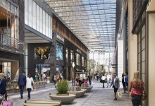 ZÜBLIN starts renovation and redesign of Potsdamer Platz Arkaden in Berlin