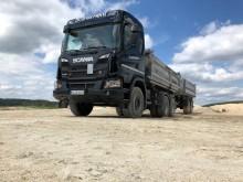Scania Kipper-Vielfalt: jetzt ab Werk