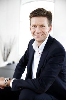 Jesper Buchvald ny vd för Bonnier Publications