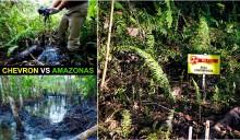 Chevron vs Amazonas - ett av världens största rättsfall om miljöförstöring någonsin.  Möt urfolken som slåss för regnskogen och sin överlevnad. Torsdag 24 oktober, Quality Globe Hotel, Stockholm. Fri entré.