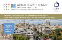 Greenfoods vd inbjuden till Madrid för samtal om hållbarhet – deltar i paneldebatt om biologisk mångfald och hållbart jordbruk med WWF och OECD