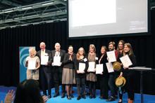 Vinnarna av årets läromedelsförfattarpris Lärkan och debutantpris Lärkungen är utsedda!