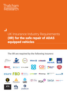 ADAS IIR - requirements document