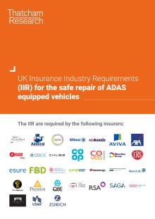 ADAS IIR - requirements document