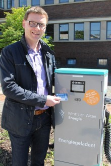 Westfalen Weser Energie macht E-Mobilität  kundenfreundlicher