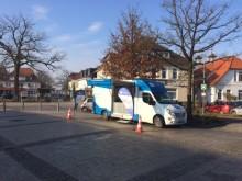 Beratungsmobil der Unabhängigen Patientenberatung kommt am 09. April nach Bad Zwischenahn