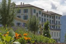 Übernachten im Paradiesgärtlein - Schweizer Hotelgärten