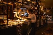 Restaurant Atelier levererar kreativitet på hög höjd