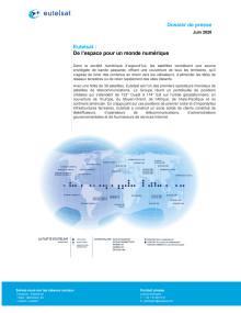 Eutelsat Dossier de presse